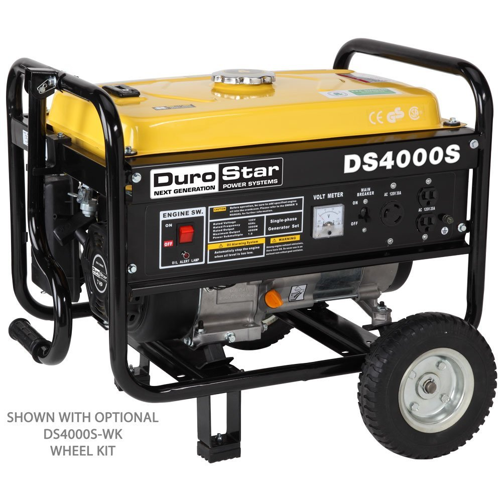 DuroStar DS4000S lateral